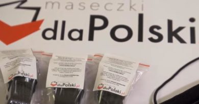 Maseczki dla Polski